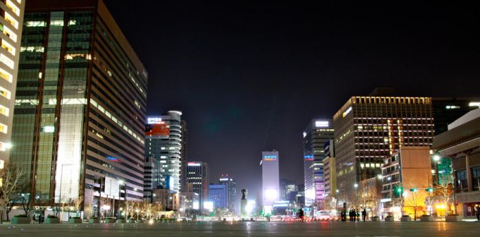 Seoul Square by olorin86