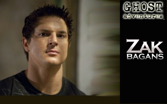 Zak Bagans! by Sharpie1023