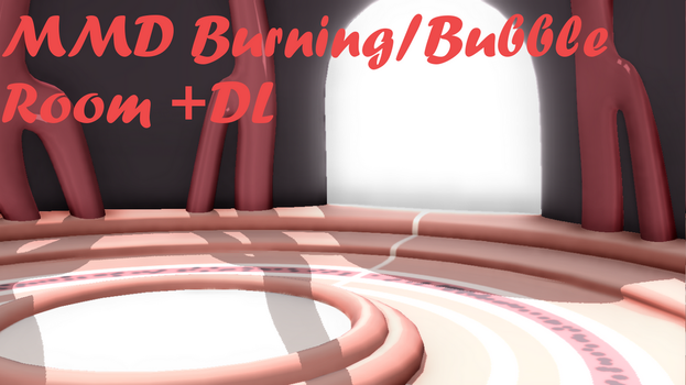 [MMD X Steven Universe] Burning\Bubble Room DL by TsunLion
