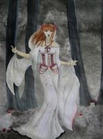 Vampire Bride. by lizjowen