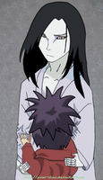Don't Leave, Orochimaru-Sensei by Pinar-chan