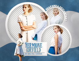 Pack Png 563 - Hermione Corfield by BEAPANDA