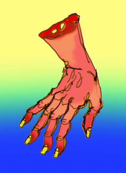 hand by gaphals