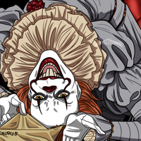 Pennywise - Bendy Boi by SweeneyToddST