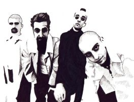 system of a down by omppu