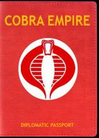 Cobra Passport by omkr01