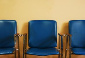 The waiting room by frankworthstopple