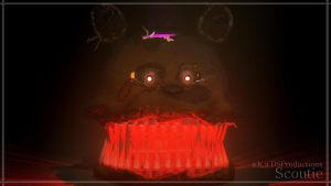 Fredbear (Remodeled) by DS-Productions2