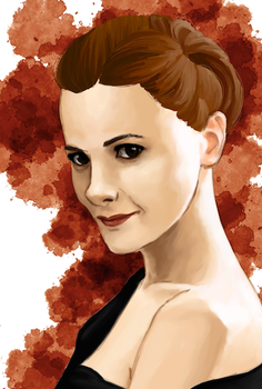 Molly Hooper by bechedor79
