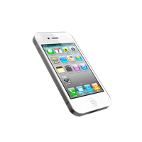 iPhone 4 - White Edition by DecanAndersen
