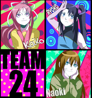 Team 24 by anniberri