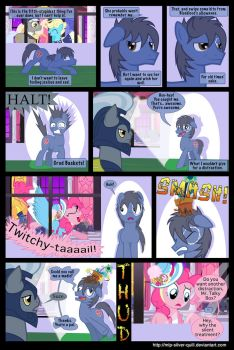 A Princess' Tears - Part 4 by MLP-Silver-Quill