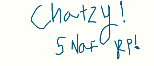 Chatzy- Five nights at  Freddy's roleplay!