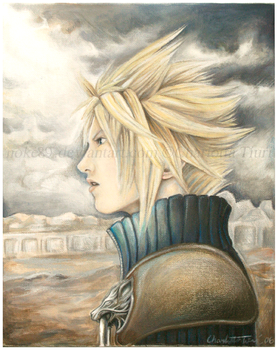 AC-Cloud Strife by nokecha