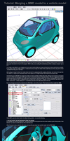 MMD Tutorial: Merging a Driver to a Vehicle by Trackdancer