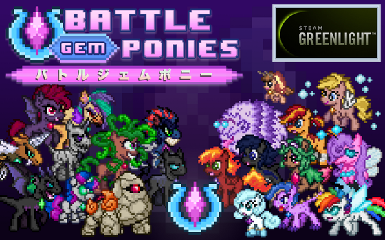 BGP Promo - Steam Greenlight by YotesGames