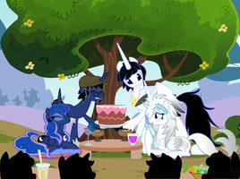 A Double Date Turned Surprise by EvilFrenzy
