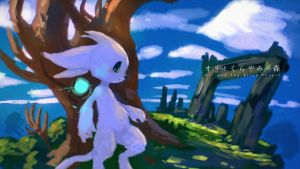 Ori and the blind forest by rataGENKI