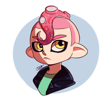 Octoling Boy by samikriss