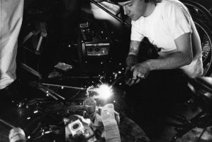 Welding by SPikEtheSWeDe