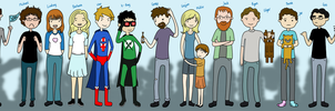 Rooster Teeth by usmelllikedogbuns
