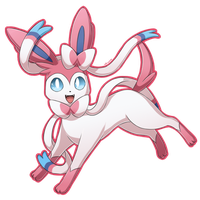 Sylveon by adricarra