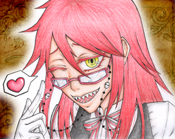 THC 2 - Grell by MangaAnimeLover