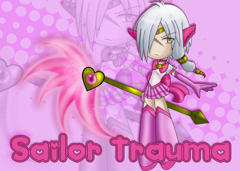 Sailor Trauma - Gift for TFH by ChaoticBlossoms