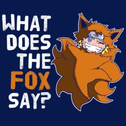 What Does the Fox Say? - Naruto Edition by Jax-81