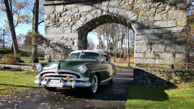 53 Hudson Hornet at Kernwood Country Club by IM46FHH