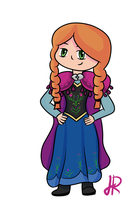 Anna by SkeletalStar