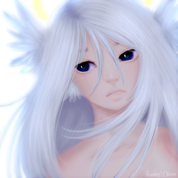 White angel by Rumay-Chian