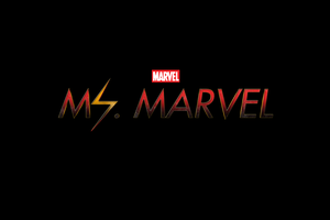 Marvel's MS. MARVEL - LOGO by MrSteiners