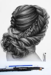 beautifull hair by toniart57