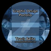 Graphic Design CD Cover by ManHoPark