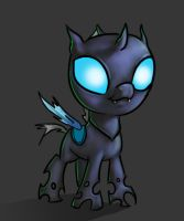 Changeling Nymph by Desert-Sage