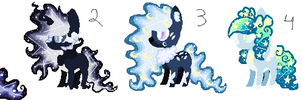 MLP ADOPS!! (OPEN AUCTION)!! by LaishaOkami