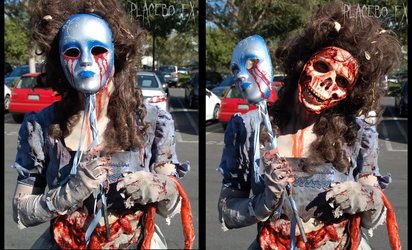 Masquerade Zombie III by PlaceboFX