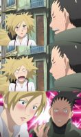 Asking Temari about Honeymoons by Fu-reiji