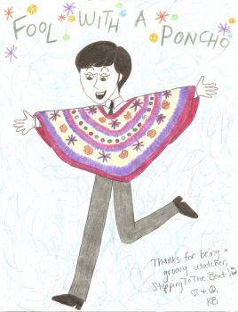 Request - Paul's Poncho by girlwitharubbersoul