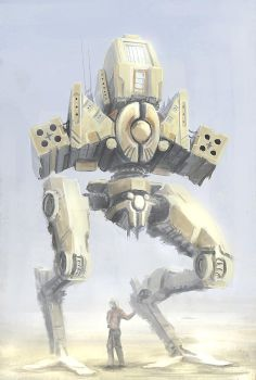 Mechwarrior by malachi78