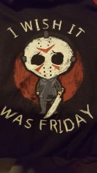 Today is Friday but Not That Friday by ColtonthePhantom