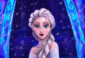 The Cold Never Bothered Me Anyway by Honeysucle10
