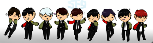 SF9 by JovialTrees