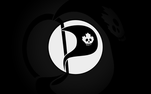 Pirate Party of Canada desktop by RadRafe