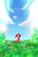 Innocence Cover Poster by ARSugarPie