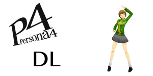(MMD/Persona4) Chie Satonaka DL by Tundraviolet