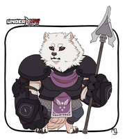 Underdecay- Greater Dog by Little-Noko