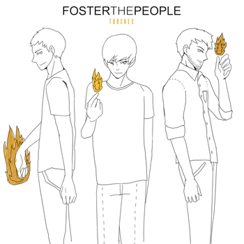 Foster The People by Heurim