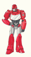 Ironhide by Valkyrie-Girl
